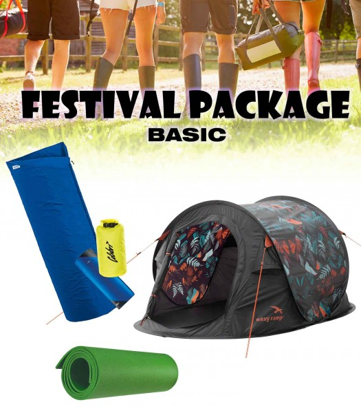 Festival Package Basic