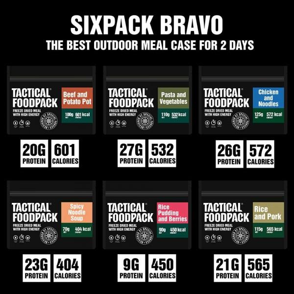 Six Pack BRAVO