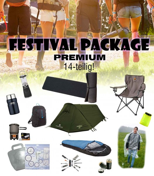 Festival Package Premium