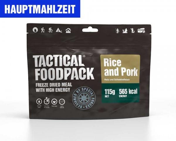 Plov - Reisgericht mit Tomaten   Rice and Pork