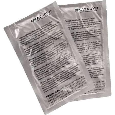 Aktivkohle Combi Wasserfilter 2er