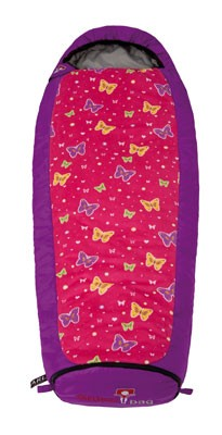"Kinderschlafsack ""Kids Butterfly"""