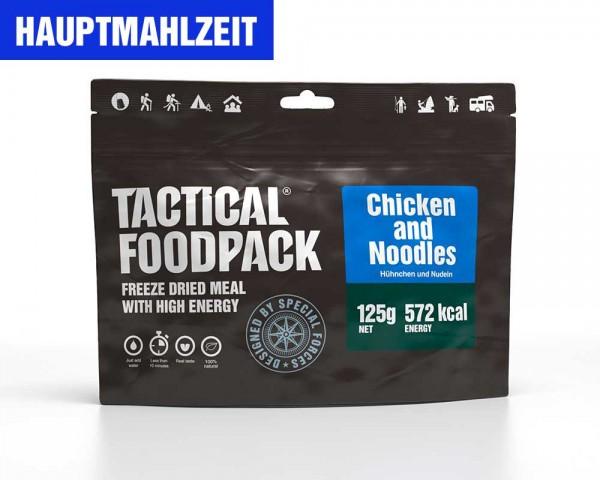 Nudelgericht mit Hähnchen | Chicken and Noodles