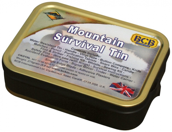 Mountain Survival Kit