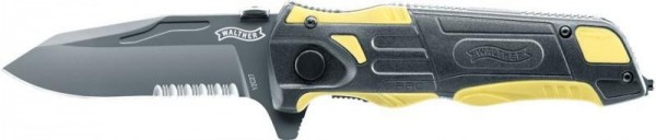 Pro Rescue Knife Yellow