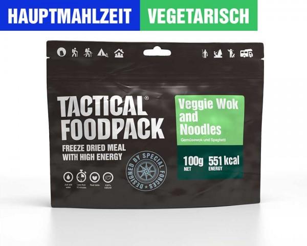 Wokgemüse mit Nudeln | Veggie Wok and Noodles
