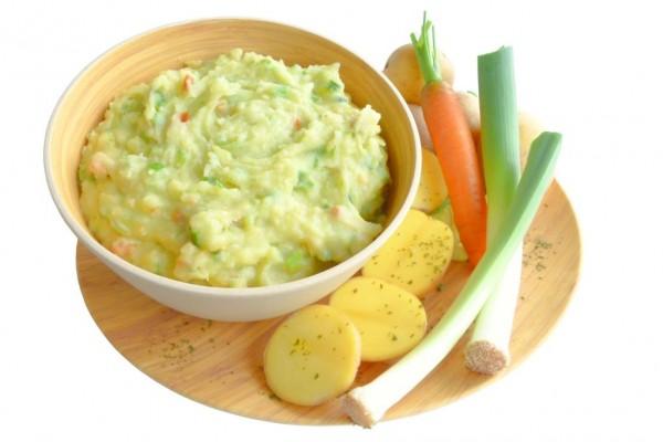 KARTOFFEL-LAUCH-TOPF - vegetarisch - glutenfrei