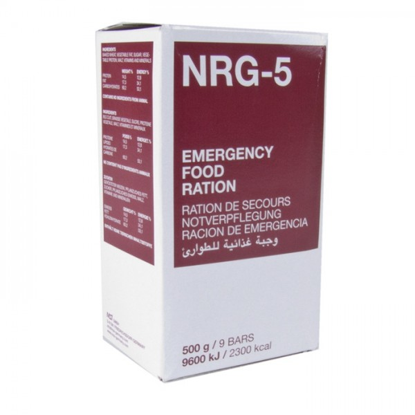 NRG-5 Notration (made in Germany)