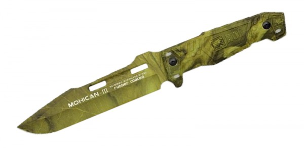 Mohican III Tactical Messer