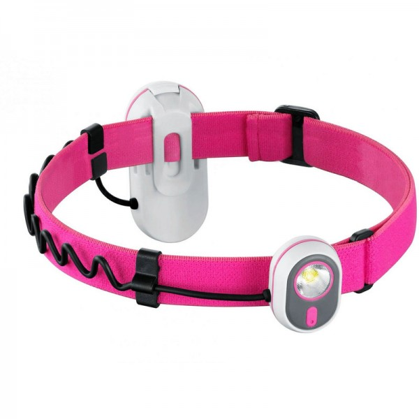 Stirnlampe Sport AS01 fuchsia/pink